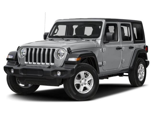 2018 Jeep Wrangler Unlimited Rubicon (Stk: J195845) in Surrey - Image 1 of 9