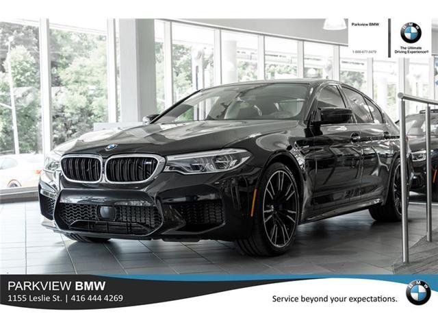 2018 BMW M5 Base (Stk: PP8127) in Toronto - Image 1 of 22