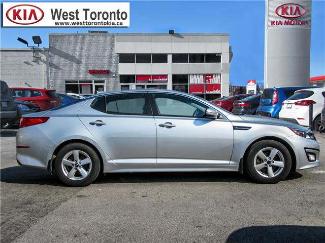 2014 Kia Optima LX (Stk: P388) in Toronto - Image 4 of 21