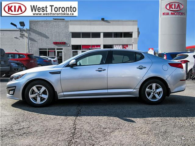 2014 Kia Optima LX (Stk: P388) in Toronto - Image 8 of 21