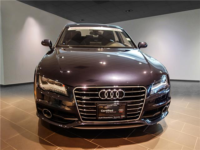 2014 Audi A7 3.0 Technik (Stk: P2600A) in Toronto - Image 2 of 30