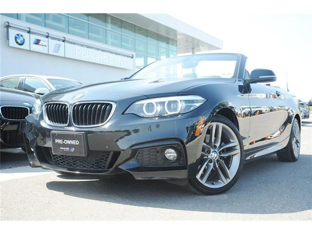 2018 BMW 230 i xDrive (Stk: PB64478) in Brampton - Image 1 of 16