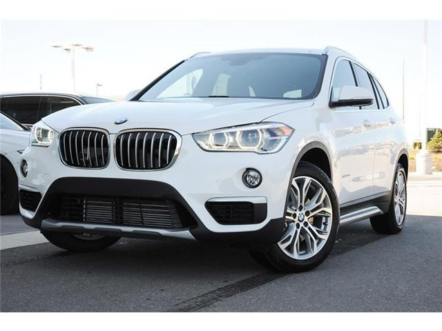 2018 BMW X1 xDrive28i (Stk: 8H30036) in Brampton - Image 1 of 12