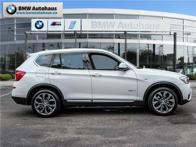 2015 BMW X3 xDrive28i (Stk: P8476) in Thornhill - Image 4 of 19