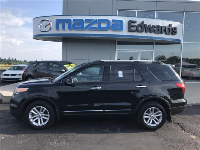 2015 Ford Explorer XLT (Stk: 21345) in Pembroke - Image 1 of 13