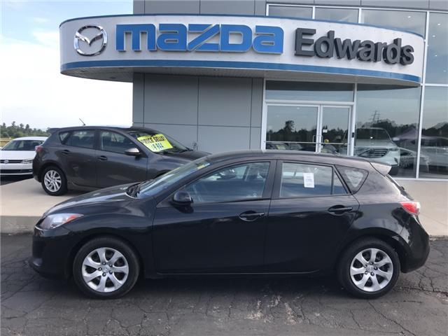 2013 Mazda Mazda3 GX (Stk: 21340) in Pembroke - Image 1 of 9