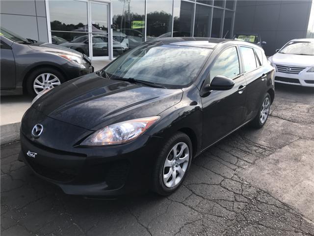 2013 Mazda Mazda3 GX (Stk: 21340) in Pembroke - Image 2 of 9