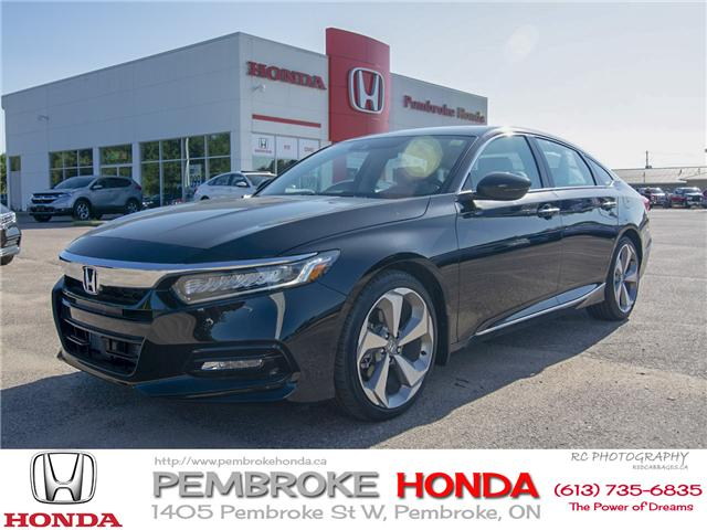 2018 Honda Accord Touring (Stk: 18118) in Pembroke - Image 1 of 22