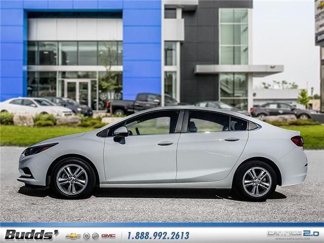2017 Chevrolet Cruze LT Auto (Stk: R1342) in Oakville - Image 2 of 25