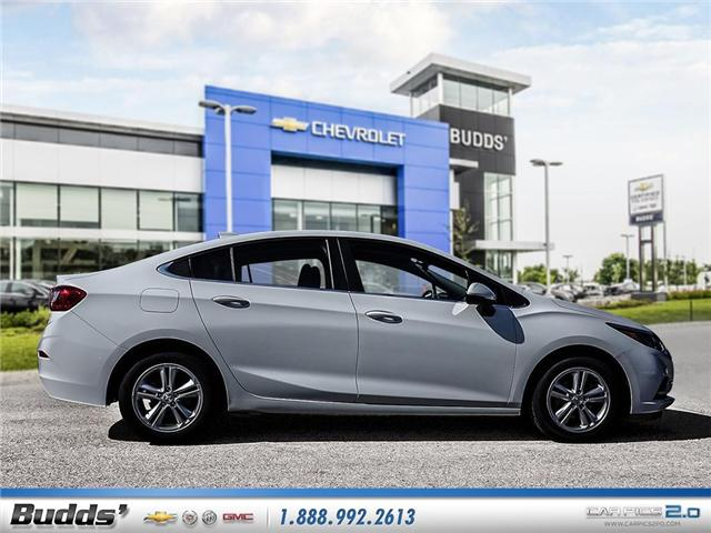 2017 Chevrolet Cruze LT Auto (Stk: R1342) in Oakville - Image 6 of 25