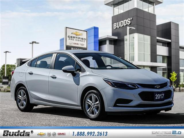 2017 Chevrolet Cruze LT Auto (Stk: R1342) in Oakville - Image 7 of 25