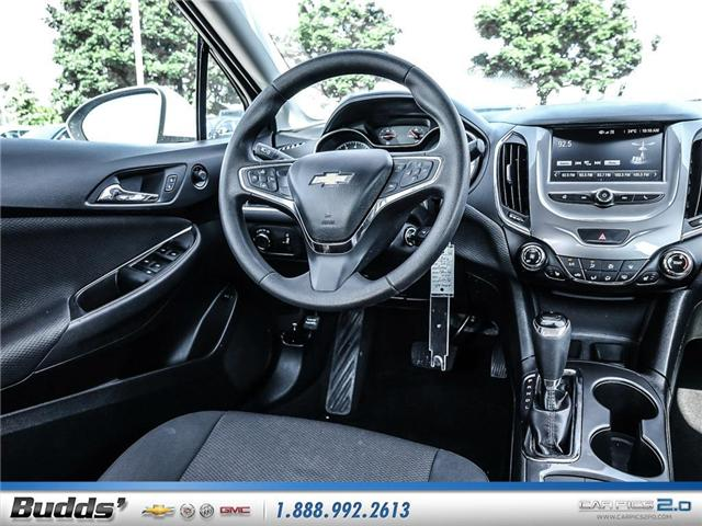 2017 Chevrolet Cruze LT Auto (Stk: R1342) in Oakville - Image 9 of 25