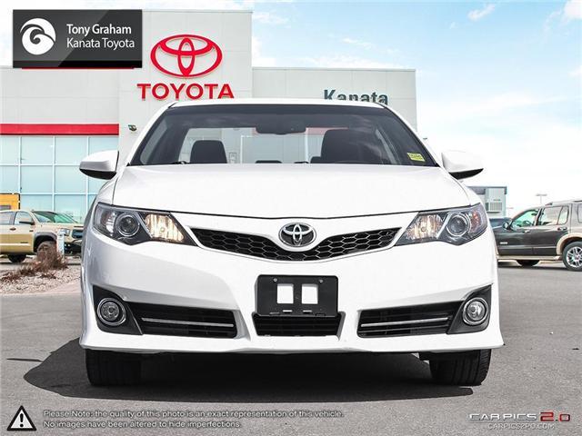 2014 Toyota Camry SE (Stk: M2528) in Ottawa - Image 2 of 26