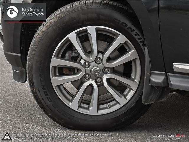 2016 Nissan Pathfinder SL (Stk: B2802) in Ottawa - Image 6 of 28