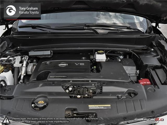 2016 Nissan Pathfinder SL (Stk: B2802) in Ottawa - Image 8 of 28