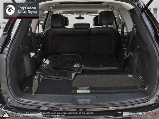 2016 Nissan Pathfinder SL (Stk: B2802) in Ottawa - Image 11 of 28