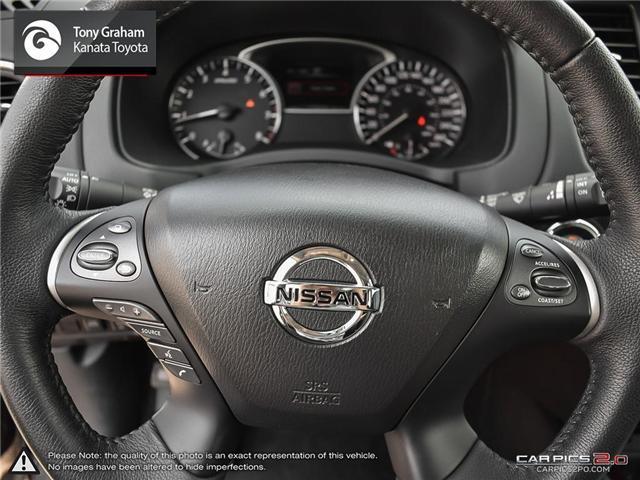 2016 Nissan Pathfinder SL (Stk: B2802) in Ottawa - Image 14 of 28