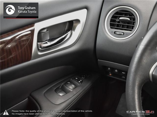 2016 Nissan Pathfinder SL (Stk: B2802) in Ottawa - Image 16 of 28