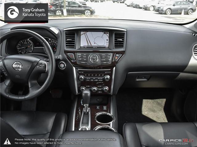 2016 Nissan Pathfinder SL (Stk: B2802) in Ottawa - Image 25 of 28
