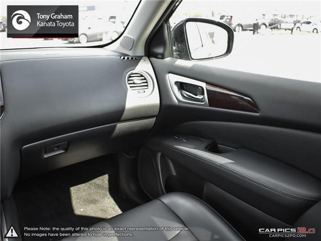 2016 Nissan Pathfinder SL (Stk: B2802) in Ottawa - Image 26 of 28