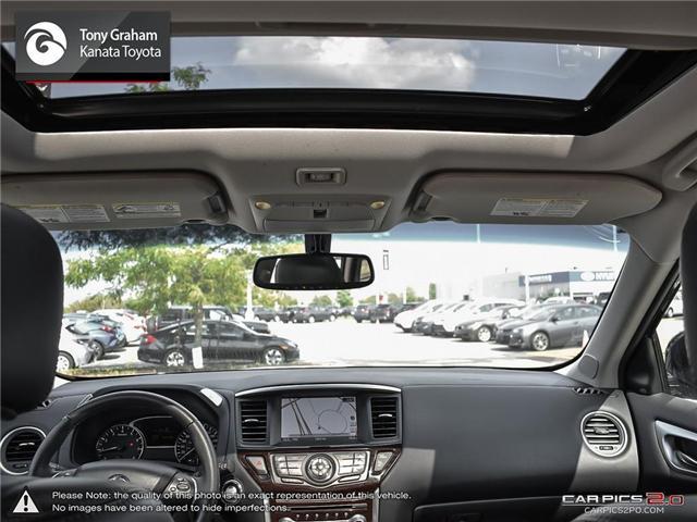 2016 Nissan Pathfinder SL (Stk: B2802) in Ottawa - Image 27 of 28