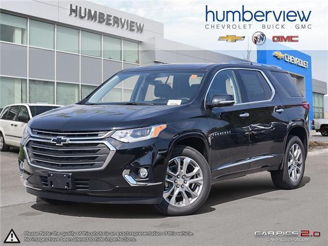 2019 Chevrolet Traverse Premier (Stk: 19TZ015) in Toronto - Image 1 of 27