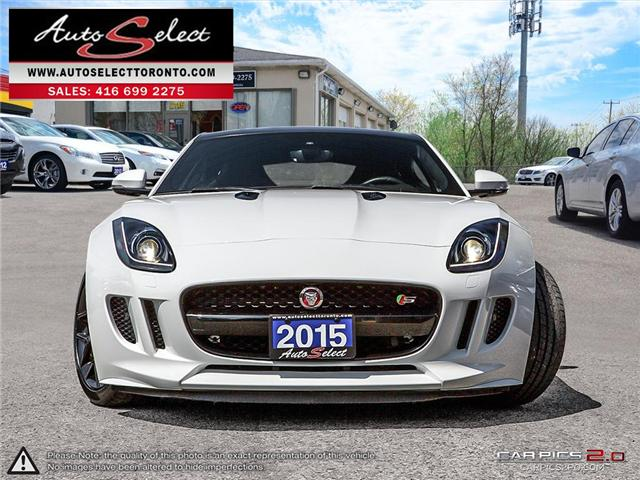 2015 Jaguar F-TYPE S (Stk: 1JGXF121) in Scarborough - Image 2 of 27