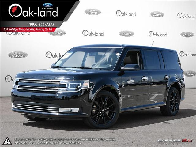 2018 Ford Flex Limited (Stk: A3063) in Oakville - Image 1 of 26