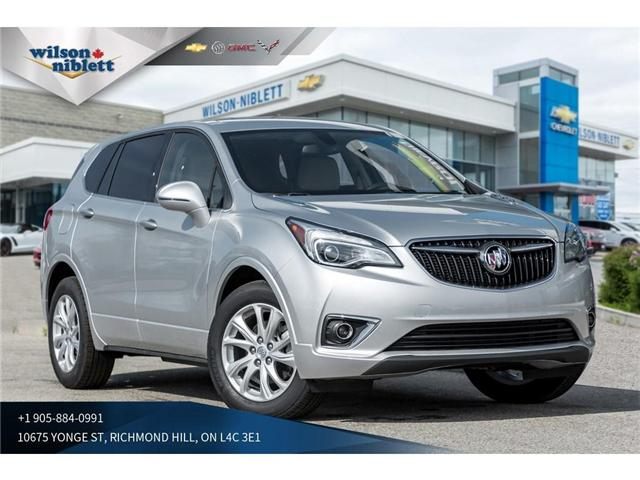 2019 Buick Envision Preferred (Stk: 013281) in Richmond Hill - Image 1 of 21