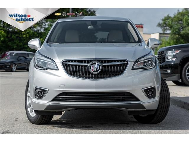 2019 Buick Envision Preferred (Stk: 013281) in Richmond Hill - Image 2 of 21
