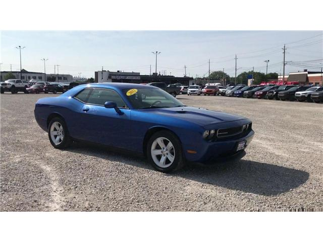 2012 Dodge Challenger SXT Low K's Cruise Satellite Radio Connectivity (Stk: 1959A) in Windsor - Image 2 of 11