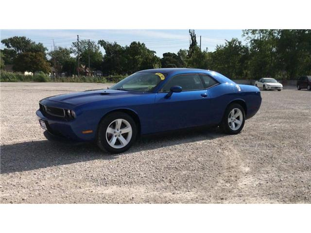 2012 Dodge Challenger SXT Low K's Cruise Satellite Radio Connectivity (Stk: 1959A) in Windsor - Image 4 of 11