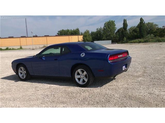 2012 Dodge Challenger SXT Low K's Cruise Satellite Radio Connectivity (Stk: 1959A) in Windsor - Image 6 of 11