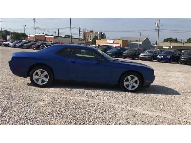 2012 Dodge Challenger SXT Low K's Cruise Satellite Radio Connectivity (Stk: 1959A) in Windsor - Image 9 of 11