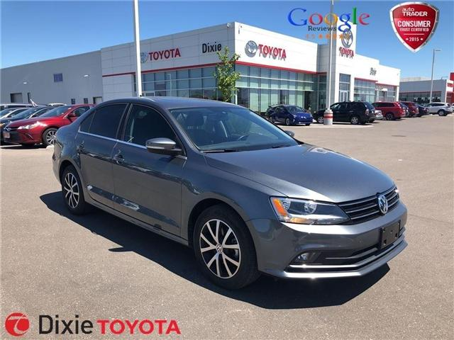 2016 Volkswagen Jetta 1.8 TSI (Stk: D182190A) in Mississauga - Image 1 of 19