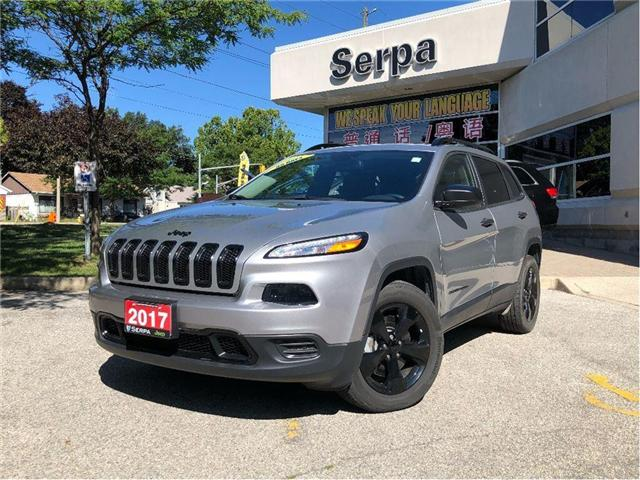 2017 Jeep Cherokee Sport (Stk: 174030) in Toronto - Image 1 of 19