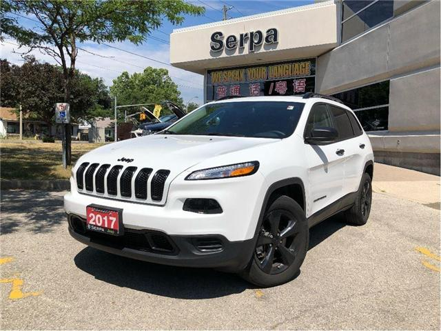 2017 Jeep Cherokee Sport (Stk: 174026) in Toronto - Image 1 of 20