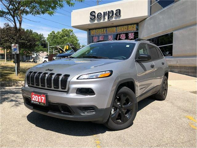 2017 Jeep Cherokee Sport (Stk: 174024) in Toronto - Image 1 of 20
