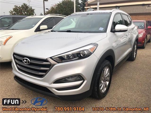 2016 Hyundai Tucson Premium (Stk: P0598A) in Edmonton - Image 1 of 1