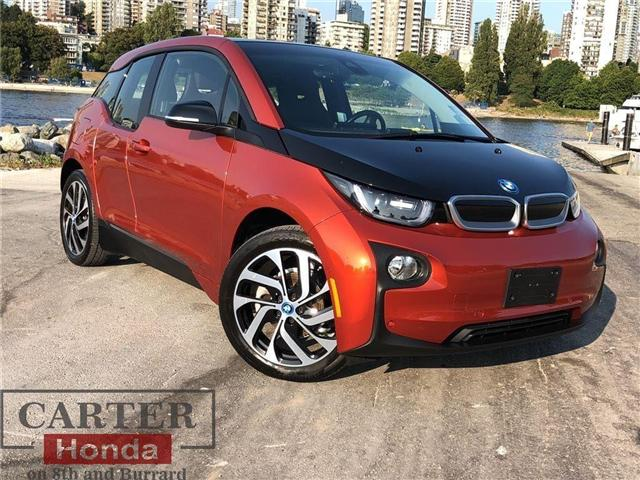 2015 BMW i3 Base (Stk: B58920) in Vancouver - Image 1 of 29