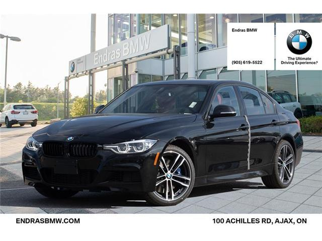 2018 BMW 340i xDrive (Stk: 35274) in Ajax - Image 1 of 22