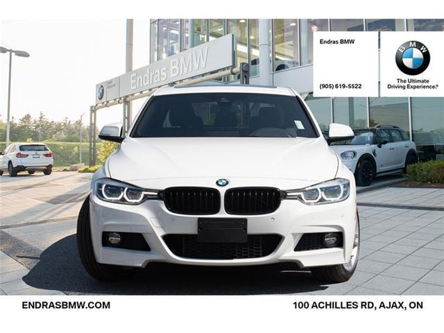 2018 BMW 340i xDrive (Stk: 35277) in Ajax - Image 2 of 22