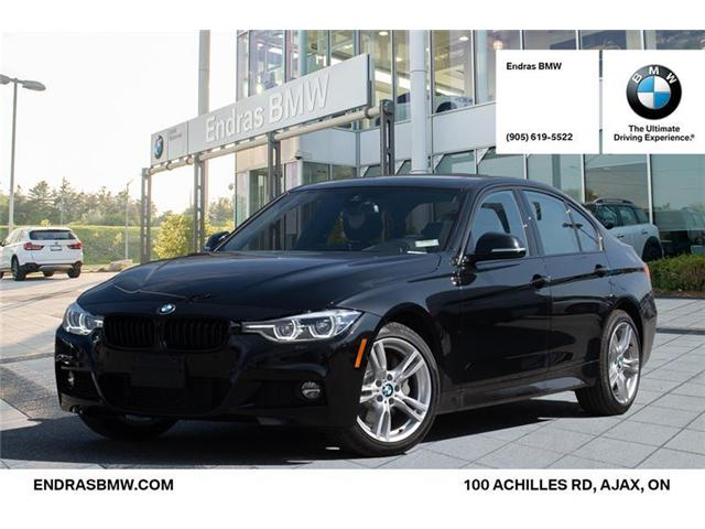 2018 BMW 340i xDrive (Stk: 35280) in Ajax - Image 1 of 22