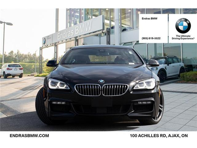 2019 BMW 650 Gran Coupe  (Stk: 60456) in Ajax - Image 2 of 22