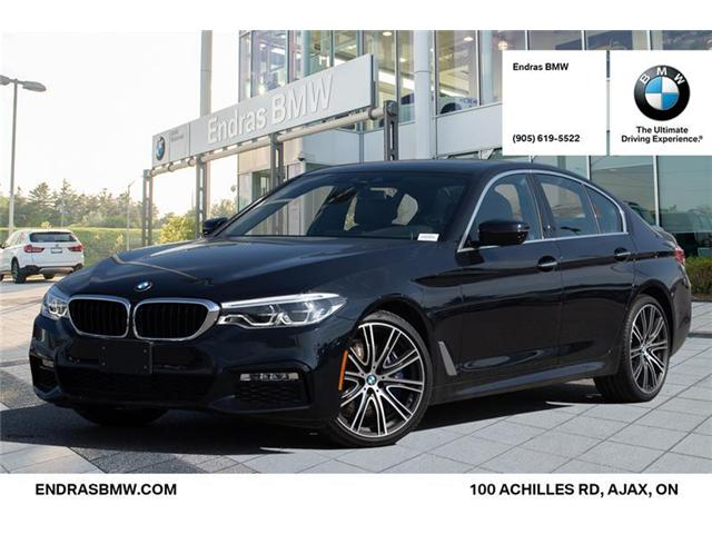 2018 BMW 540 i xDrive (Stk: 52384) in Ajax - Image 1 of 22