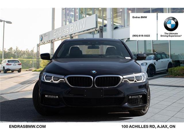 2018 BMW 540 i xDrive (Stk: 52384) in Ajax - Image 2 of 22
