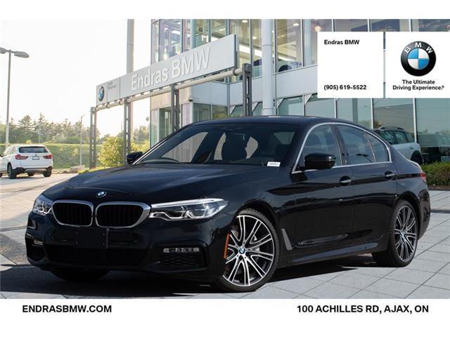 2018 BMW 540 i xDrive (Stk: 52387) in Ajax - Image 1 of 22