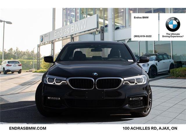 2018 BMW 540 i xDrive (Stk: 52387) in Ajax - Image 2 of 22
