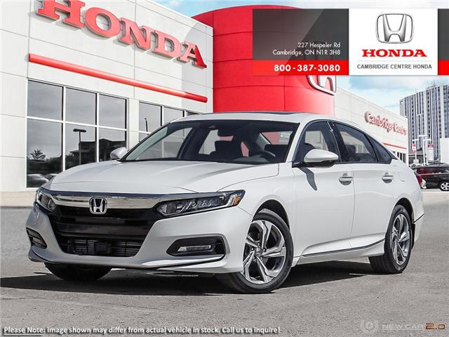 2018 Honda Accord EX-L (Stk: 18992) in Cambridge - Image 1 of 24