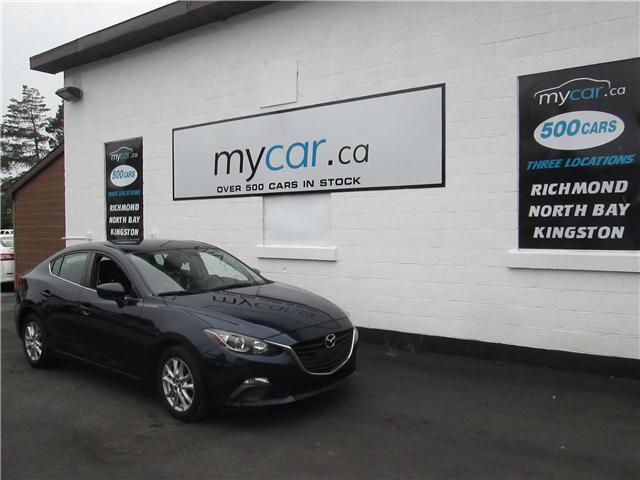 2014 Mazda Mazda3 GS-SKY (Stk: 181117) in Richmond - Image 2 of 12